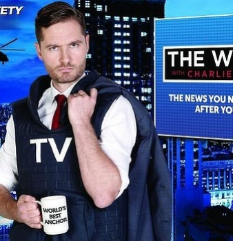 "TradeWorthy on Charlie Pickering's ""The Weekly"""